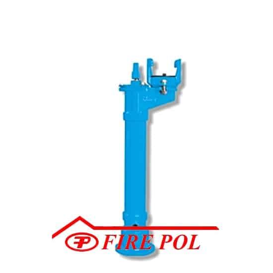 Hydrant podziemny DN100 z pojedynczym zamknięciem HP1S100