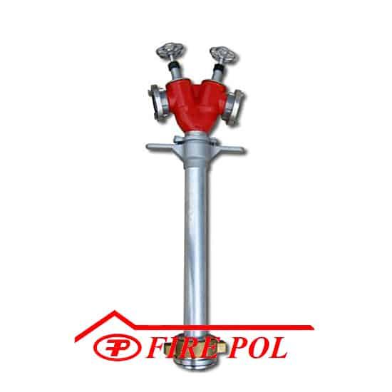 Stojak hydrantowy B/BB