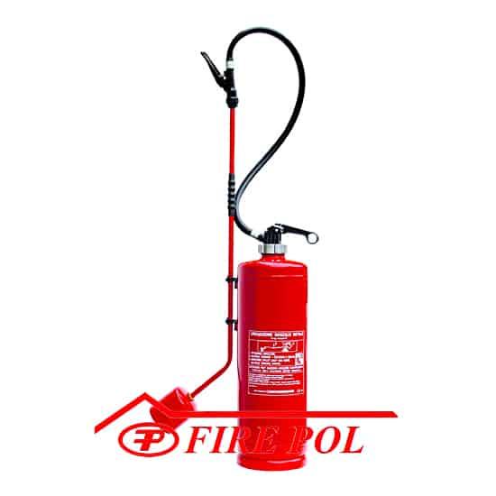 Urządzenie gaszące metale UGM-12 Z